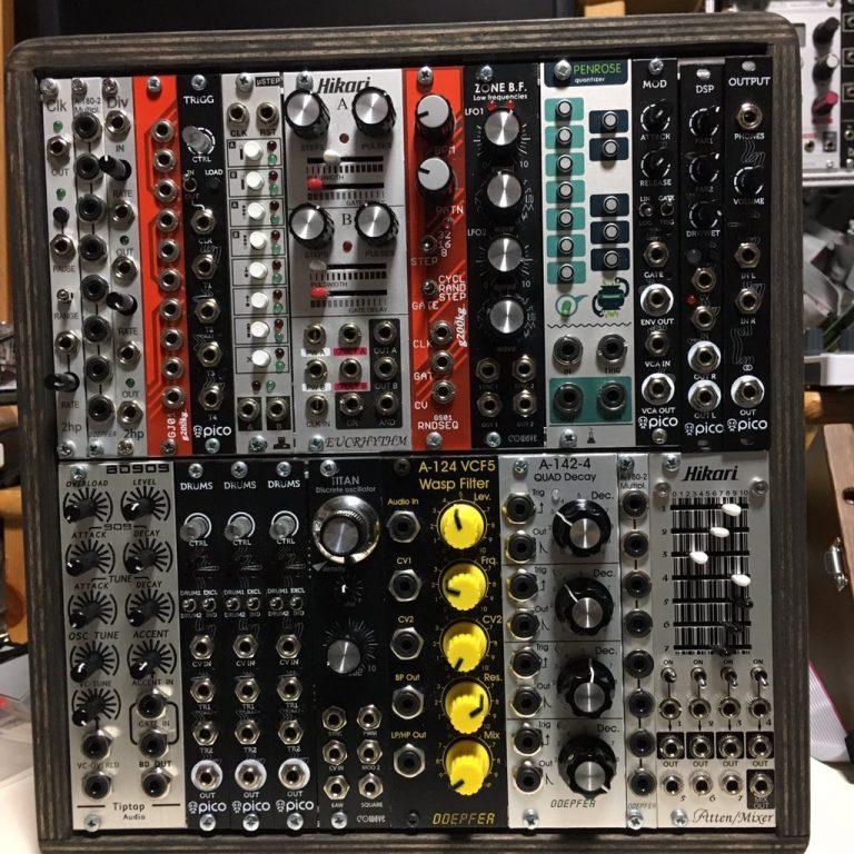 mugenkidou's modular set