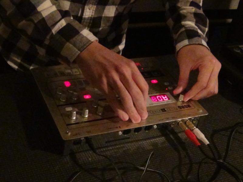 toytoyhoh plays ELECTRIBE ES-1 mkⅡ