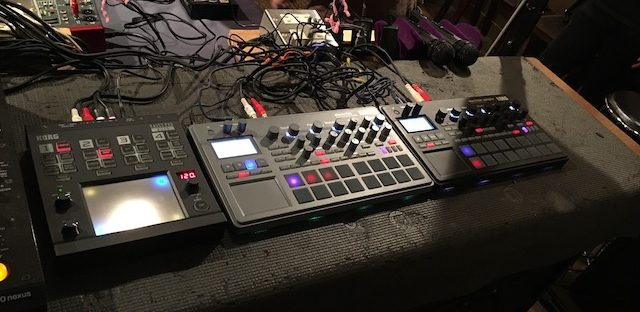 HOTARU-YA's electribe set to perform